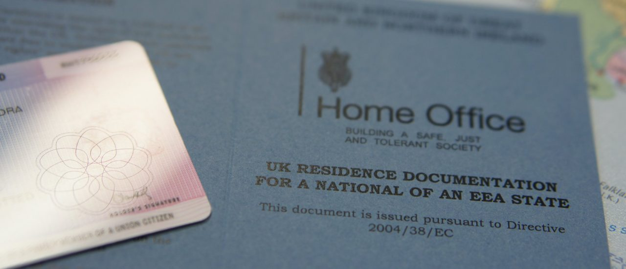 Brexit Update- Permanent Residence or Settled Status for EU nationals in UK